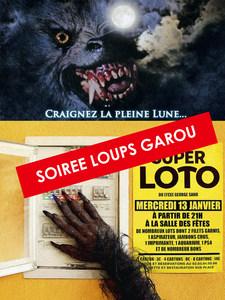 Soirée Loups-Garou