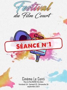 Festival du Film Court de L'Isle-Adam - Séance 1