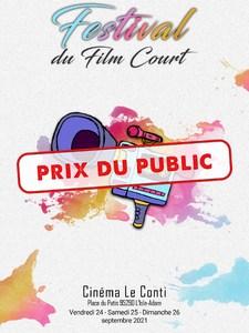Festival du Film Court de L'Isle-Adam - Séance Prix du Public