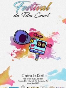 Festival du Film Court de L'Isle-Adam - Pass