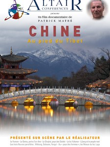 CHINE, au pied du Tibet