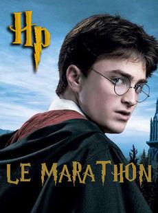 harry potter - le marathon
