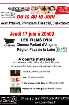 LES FILMS D'ICI 2020
