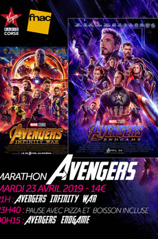 Marathon Avengers