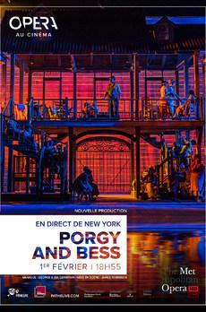 Porgy and Bess - (Metropolitan Opera)