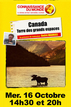 CANADA - Terre des grands espaces