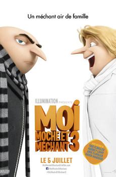 Moi, Moche et Méchant 3 en 3D