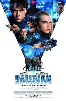 Valérian et la Cité des mille planètes en 3D