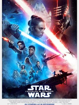 Star Wars: L'Ascension de Skywalker en 3D