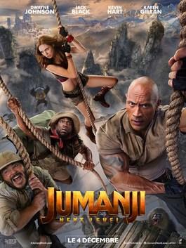 Jumanji: next level en 3D