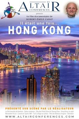 ALTAÏR CONFERENCE - Il était une fois… HONG KONG