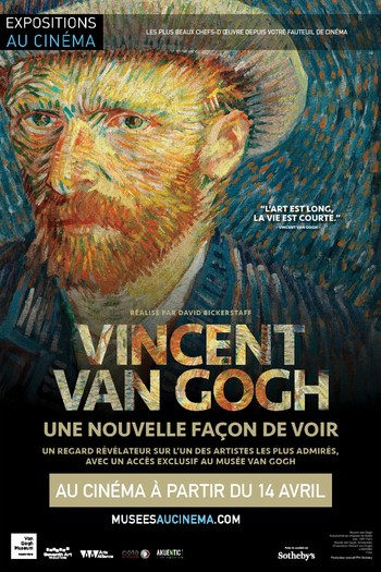 EXPOSITIONS AU CINEMA - VINCENT VAN GOGH