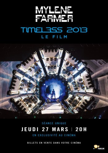 MYLENE FARMER : TIMELESS 2013 LE FILM