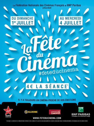 LA FETE DU CINEMA 2018