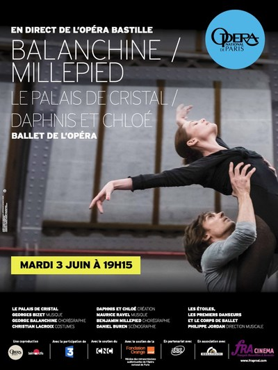 BALANCHINE MILLEPIED