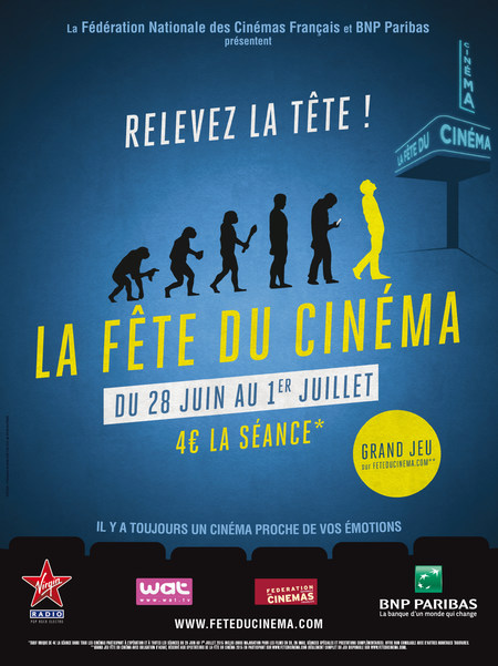 LA FETE DU CINEMA 2015