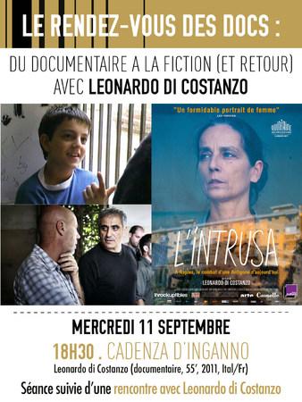 CADENZA D'INGANNO (2017) au Ajaccio - Ellipse Cinéma