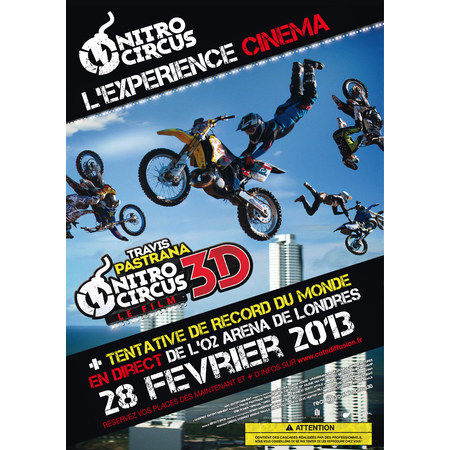 nitro circus 3d le film 2013 au cin ma cgr le mans saint saturnin. Black Bedroom Furniture Sets. Home Design Ideas