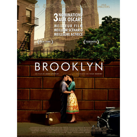 brooklyn 2016 au cin ma limoges centre ville grand ecran. Black Bedroom Furniture Sets. Home Design Ideas