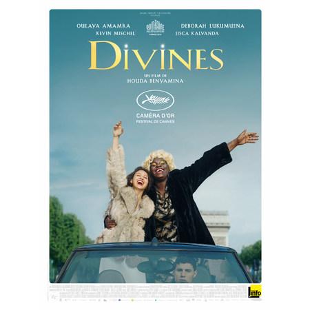 Divines 2016 au cin ma limoges centre ville grand ecran - Cinema grand ecran limoges ...