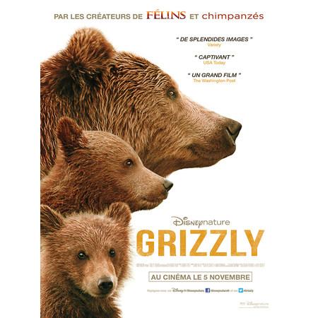 grizzly 2014 au cin ma limoges centre ville grand ecran. Black Bedroom Furniture Sets. Home Design Ideas