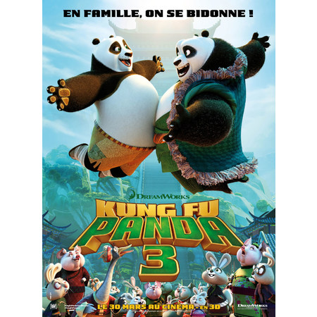kung fu panda 3 2016 au cin ma cgr le mans saint saturnin. Black Bedroom Furniture Sets. Home Design Ideas