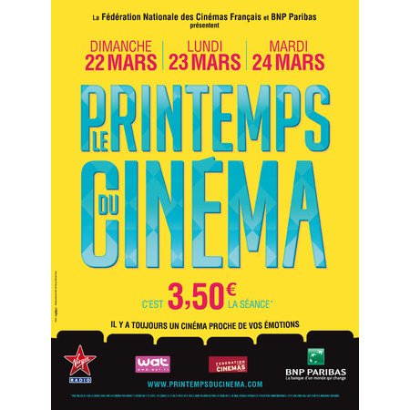 Le Printemps Du Cinema 2015 2015 Au Cin 233 Ma Confluences