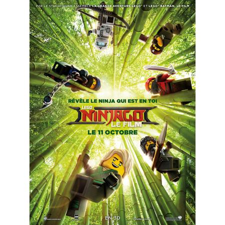 Lego ninjago le film en 3d 2017 au cin ma roanne grand palais - Lego ninjago le grand devoreur ...