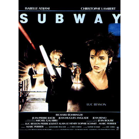 subway 1985 au cin ma libourne grand ecran. Black Bedroom Furniture Sets. Home Design Ideas