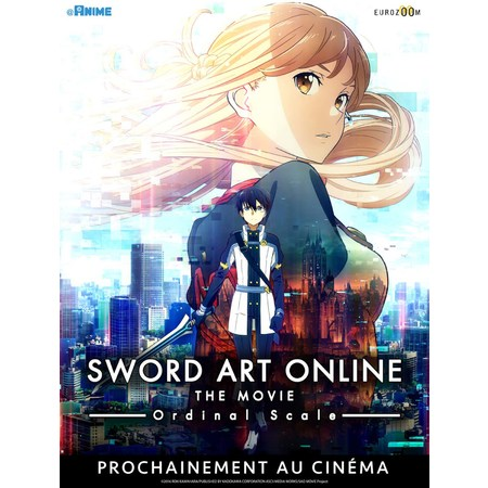 sword art online movie 2017 au les cin mas de dijon l 39 olympia. Black Bedroom Furniture Sets. Home Design Ideas