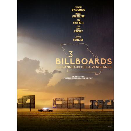 3 billboards les panneaux de la vengeance au cin ma limoges centre ville grand ecran - Cinema grand ecran limoges ...