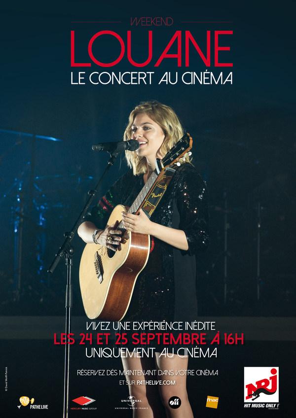 Louane - Le concert au cin�ma
