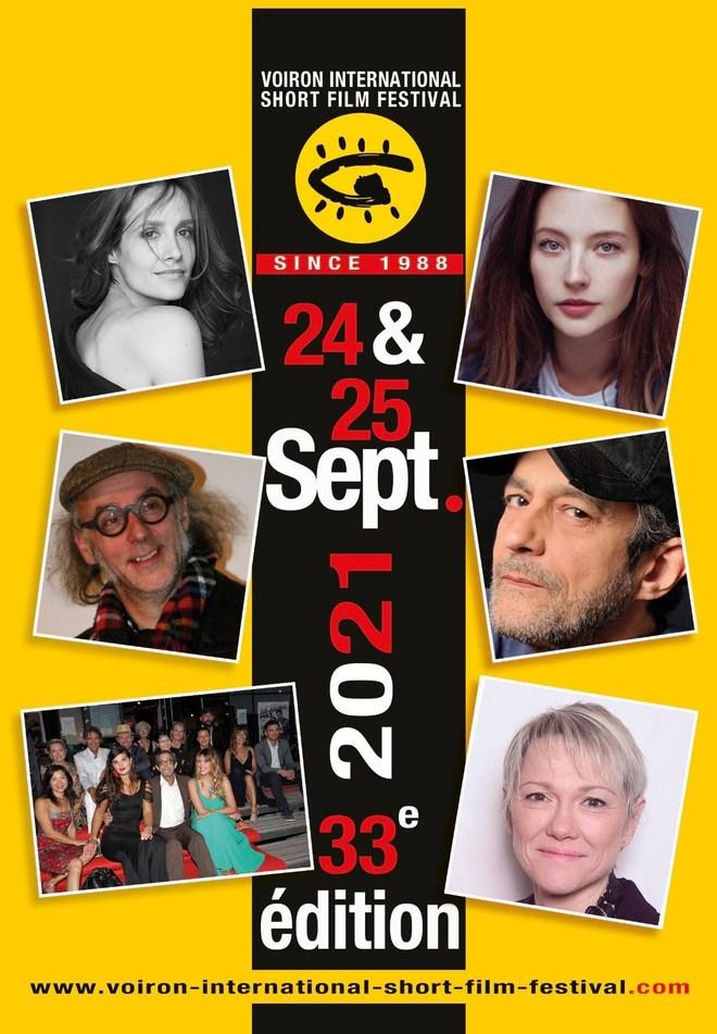 Voiron international short film festival - 33ème édition