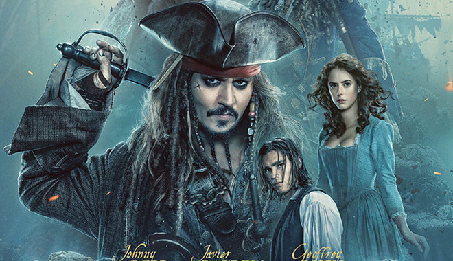Photo du film Pirates des Caraïbes : la Vengeance de Salazar