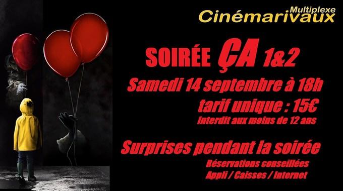 Photo du film SOIRÉE ÇA (1&2)