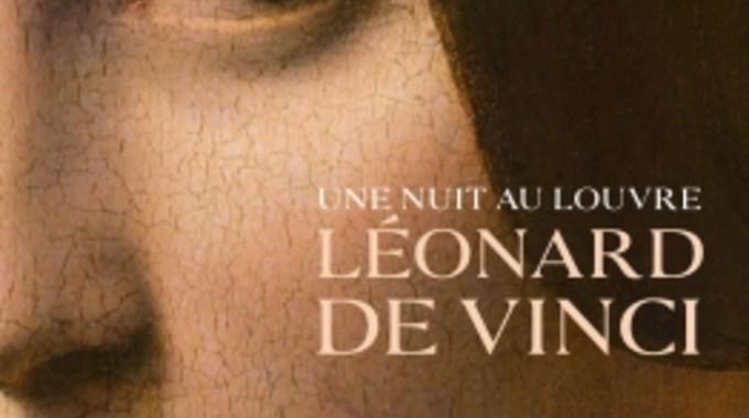Photo du film UNE NUIT AU LOUVRE : LEONARD DE VINCI