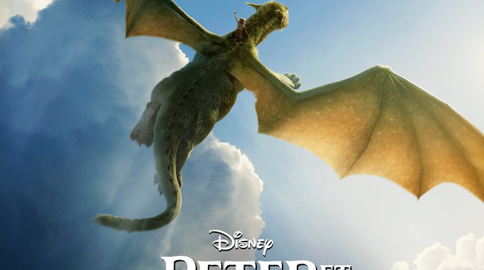 Photo du film Peter et Elliott le dragon