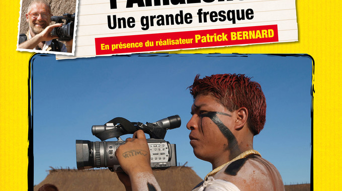 Photo du film PEUPLE DE L'AMAZONIE - BERNARD