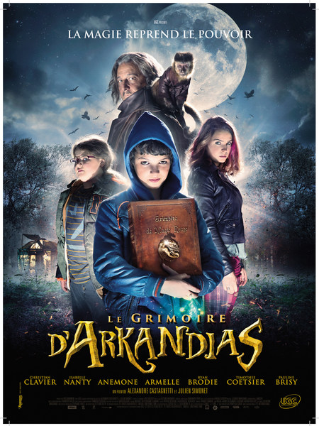 LE GRIMOIRE D'ARKANDIAS