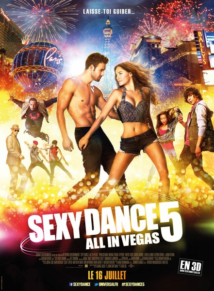 Film Sexy Dance 5 - All In Vegas  streaming