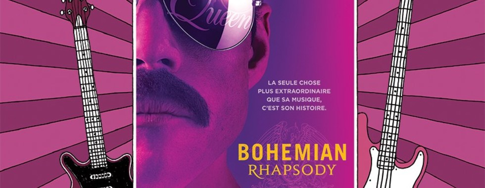 Photo du film L'Écran Pop : Bohemian Rhapsody