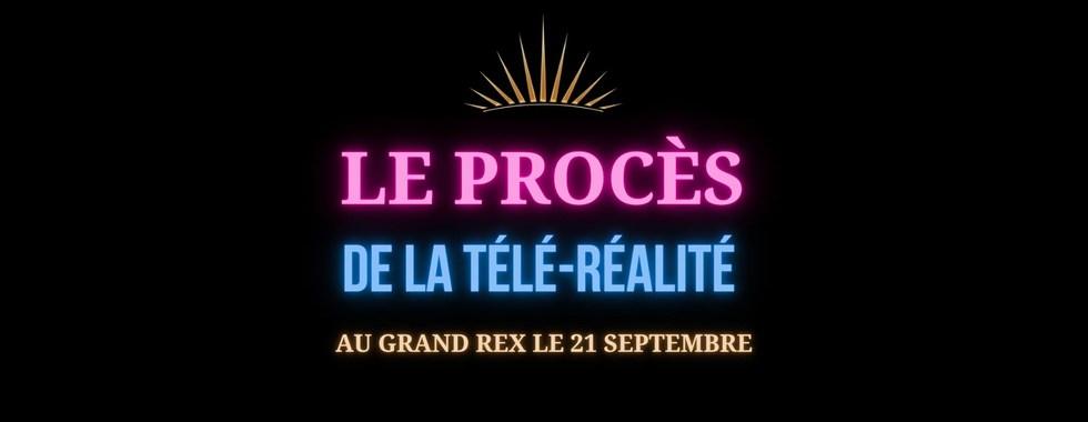 Photo du film LE PROCES DE LA TELE REALITE