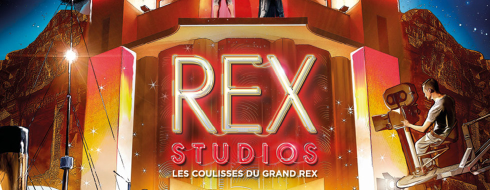 Photo du film Rex Studios