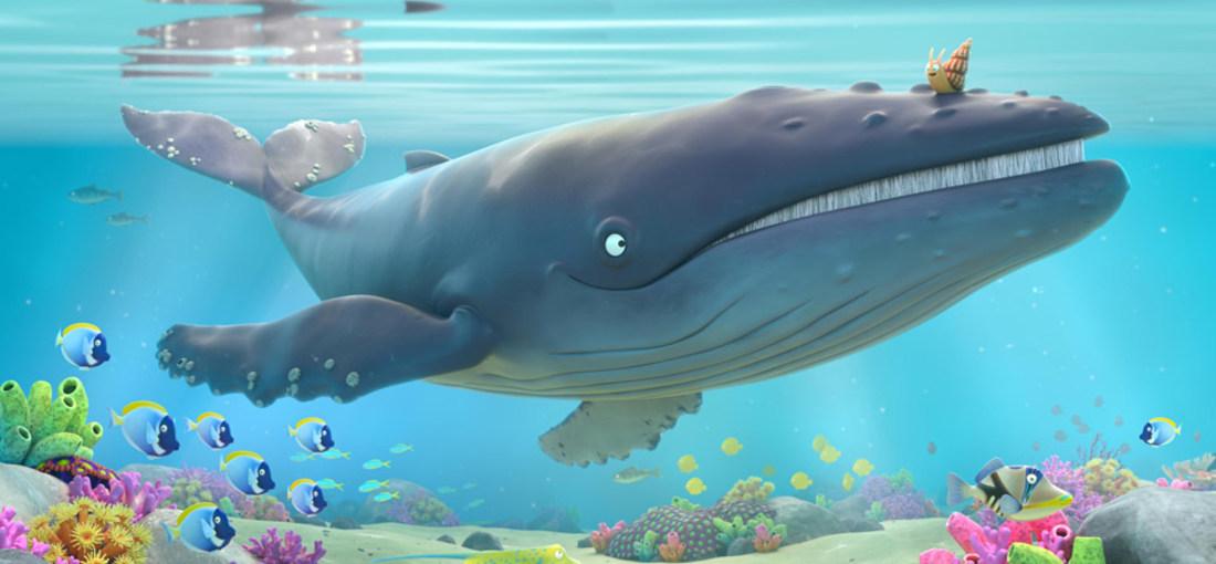Photo du film JEUNE PUBLIC : La Baleine et l'escargote