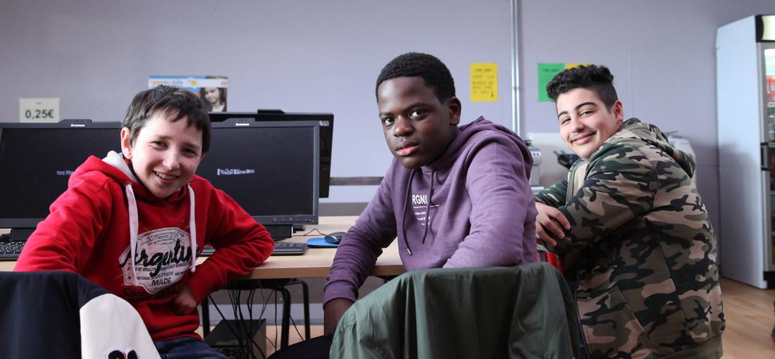 Photo du film Premier de la classe