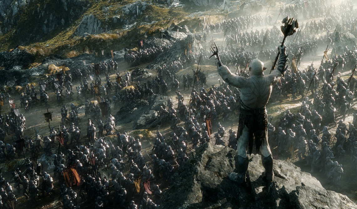 Download film The Hobbit 3: The Battle of the Five Armies (2014)  EXTENDED BluRay
