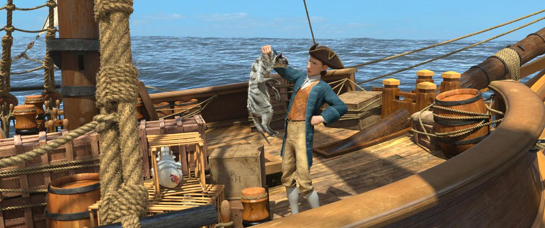 Robinson crusoe 2016 au cin ma charleville m zi res metropolis - Mercredi robinson crusoe ...