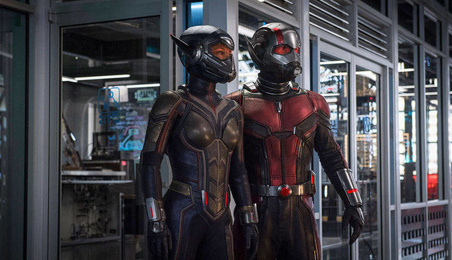 Photo du film Ant-Man et la Guêpe