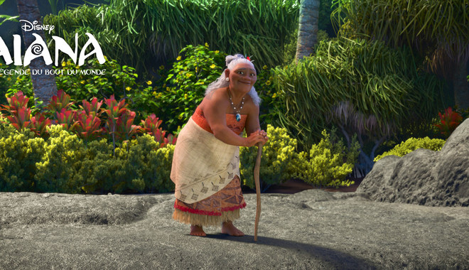 Photo du film Vaiana, la légende du bout du monde en 3D