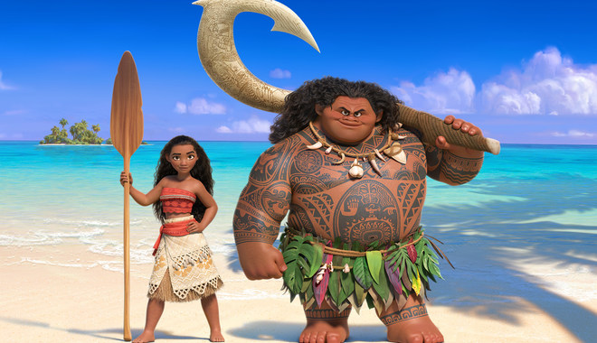 Photo du film Vaiana, la légende du bout du monde